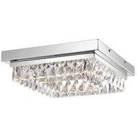 Quoizel PCEM1614C Embrace LED 14 inch Polished Chrome Flush Mount Ceiling Light