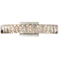 Platinum Gala LED 19 inch Polished Chrome Bath Light Wall Light