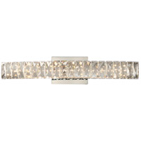 Quoizel Platinum Gala LED Bath Light in Polished Chrome PCGA8524C
