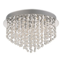 Quoizel Platinum Highrise LED Flush Mount in Polished Chrome PCHE1620C