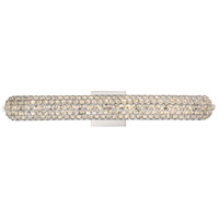 Quoizel PCIN8527C Platinum Infinity LED 28 inch Polished Chrome Bath Light Wall Light