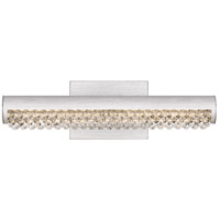 Quoizel PCKM8517BRA Kimber LED 17 inch Brushed Aluminum Vanity Light Wall Light