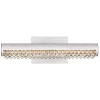 Quoizel PCKM8517BRA Kimber LED 17 inch Brushed Aluminum Vanity Light Wall Light