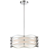 Platinum Mystic 4 Light 20 inch Polished Chrome Pendant Ceiling Light