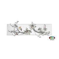 Quoizel Platinum Mirabella 5 Light Bath Light in Polished Chrome PCMR8605CLED