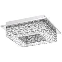Quoizel PCSD1713C Platinum Stardust LED 13 inch Polished Chrome Flush Mount Ceiling Light