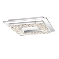 Quoizel PCSS1616C Passion LED 16 inch Polished Chrome Flush Mount Ceiling Light photo thumbnail