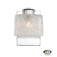 Platinum Seaview LED 6 inch Polished Chrome Bath Light Wall Light