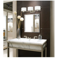 Quoizel PF8603ES Pacifica 3 Light 25 inch Empire Silver Bath Light Wall Light alternative photo thumbnail