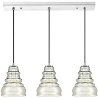 Quoizel PPY329C Prophecy 3 Light 29 inch Polished Chrome Island Chandelier Ceiling Light