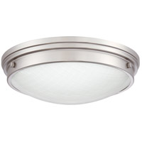 Quoizel PRT1614BN Port LED 14 inch Brushed Nickel Flush Mount Ceiling Light