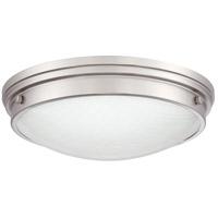Quoizel PRT1614BN Port LED 14 inch Brushed Nickel Flush Mount Ceiling Light