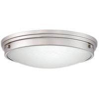 Quoizel PRT1616BN Port LED 16 inch Brushed Nickel Flush Mount Ceiling Light