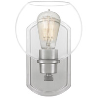 Quoizel PRUC8607BN Pruitt 1 Light 7 inch Brushed Nickel Wall Sconce Wall Light