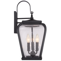 Quoizel PRV8409K Province 3 Light 19 inch Mystic Black Outdoor Wall Lantern alternative photo thumbnail