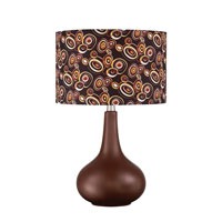 Quoizel Portable Lamp 1 Light Table Lamp Q1592T