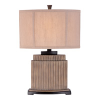 Quoizel Signature 1 Light Table Lamp Q1774T