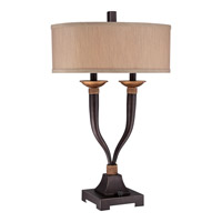 Quoizel Signature 2 Light Table Lamp Q1870T