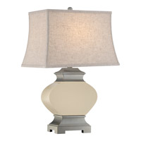 Quoizel Signature 1 Light Table Lamp Q1915T