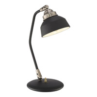 Quoizel Signature 1 Light Table Lamp in Black Q2311T1
