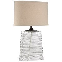 Quoizel Signature 1 Light Table Lamp in Western Bronze Q2590T