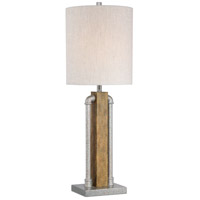 Quoizel Q3321T Signature 28 inch 150 watt Table Lamp Portable Light