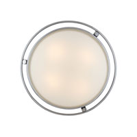 Quoizel Lighting Signature 4 Light Semi-Flush Mount in Polished Chrome QF1201SC alternative photo thumbnail