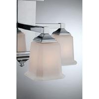 Quoizel Lighting Signature 4 Light Semi-Flush Mount in Polished Chrome QF1213SC alternative photo thumbnail