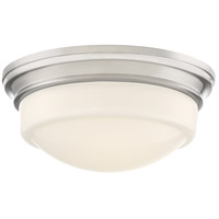 Quoizel QF3416BN Signature LED 7 inch Brushed Nickel Flush Mount Ceiling Light