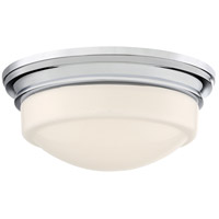 Quoizel QF3416C Signature LED 7 inch Polished Chrome Flush Mount Ceiling Light