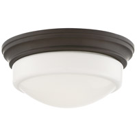 Quoizel QF3416OZ Signature LED 7 inch Old Bronze Flush Mount Ceiling Light