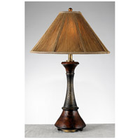Quoizel Lighting Signature 1 Light Table Lamp in Combo QM6904M