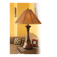 Quoizel Lighting Signature 1 Light Table Lamp in Combo QM6904M alternative photo thumbnail