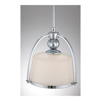 Quoizel Lighting Piccolo 1 Light Mini Pendant in Polished Chrome QPP1401C alternative photo thumbnail