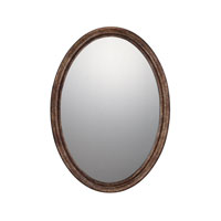 Quoizel Lighting Signature Mirror in Dark Silver QR11642 photo thumbnail