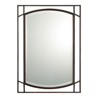 Quoizel Lighting Signature Mirror in Palladian Bronze QR1174PN photo thumbnail