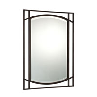 Quoizel Lighting Signature Mirror in Palladian Bronze QR1174PN alternative photo thumbnail