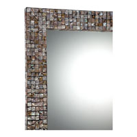 Quoizel Lighting Signature Mirror in Pen Shell Mosaic QR1252 alternative photo thumbnail