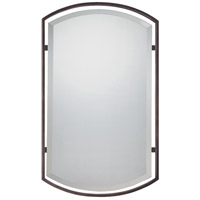 Quoizel Lighting Signature Mirror in Palladian Bronze QR1419PN