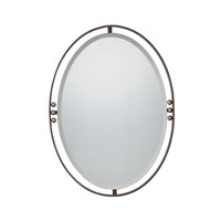 Quoizel Lighting Signature Mirror in Palladian Bronze QR1420PN photo thumbnail