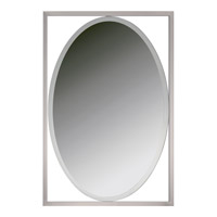 Quoizel Reflections Mirror in Brushed Nickel QR1856BN