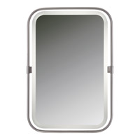 Quoizel Reflections Mirror in Brushed Nickel QR1858BN