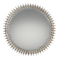Quoizel Tallon Mirror in Ivory W/Gold Highlights QR2055