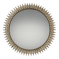Tallon 36 X 36 inch Gold Mirror Home Decor