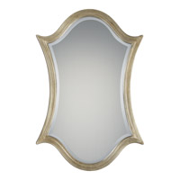 Reflections 36 X 24 inch Century Silver Leaf Wall Mirror Home Decor
