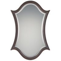Reflections 36 X 24 inch Palladian Bronze Wall Mirror