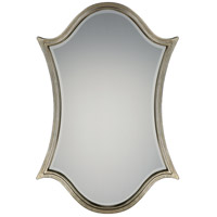 Vanderbilt 48 X 32 inch Century Silver Leaf Mirror Home Decor