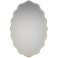Quoizel QR2796 Reflections 30 X 20 inch Gold Wall Mirror