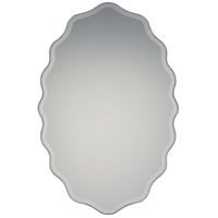 Reflections 30 X 20 inch Silver Wall Mirror