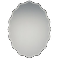 Quoizel QR2798 Reflections 40 X 30 inch Black Wall Mirror